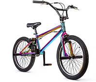 """Велосипед bmx для подростка Crosser Rainbow 20"""", фото 1"""