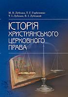 Історія християнського церковного права Навч. посібник