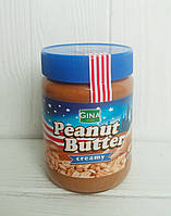 Арахисовое масло Gina Peanut Butter cremy 350г (Австрия)