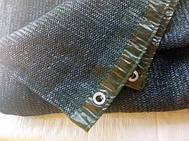 Сетка затеняющая 4х5 (80%) с кольцами (люверсами)