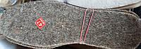 Войлочные стельки (толстые) 37-48 размер