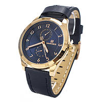 Часы Naviforce 3004GB Gold Blue NF3004GB, КОД: 1269749