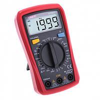 Мультиметр цифровой Digital 33 C+ UT Черный с красным 111, КОД: 1637574