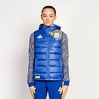 Жилет женский Peak FS-UW1811NOK-BLU XL Голубой 2000132420019, КОД: 1707010
