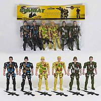 Набор солдатиков Small Toys 121-14 2-77139, КОД: 1729321