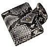 """Женский кошелек Butun 550-038-021 кожаный серый """"под рептилию"""", фото 3"""