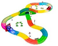 Гоночная трасса Magic Tracks 360 деталей на 2 машинки 31-SAN205, КОД: 1498790