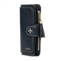 Женский кошелек, портмоне Baellerry N2341 Тёмно-Синий
