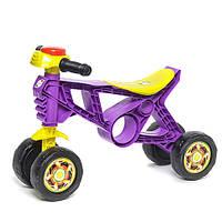 Мотоцикл БІГОВЕЛ-2 фіолетовий