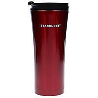 Термокружка Starbucks 500 мл Бордовая SUN0053, КОД: 1585505