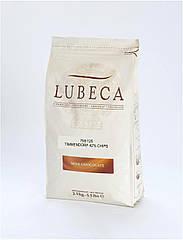 Шоколад молочный кувертюр Lubeca TIMMENDORF 42% в виде калет 1 кг