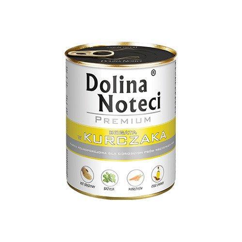 Консерви DN Premium 800 г з куркою для собак Dolina Noteci