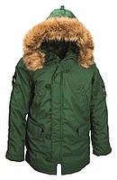 Парка Alpha Industries Altitude Forest XL Green Alpha-00029-XL, КОД: 718001