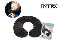 Подушка для путешествий Intex 68675 надувная 36х30х10см