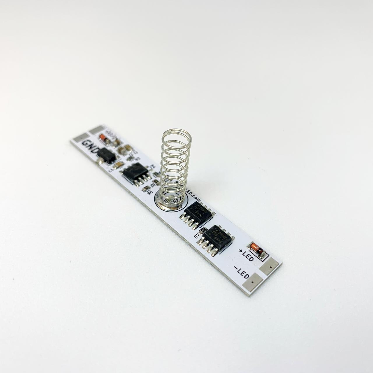 Сенсорный выключатель в профиль 12V 10A 60*11мм