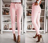 """Стильные женские брюки узкие """"Lavan"""" В И, фото 3"""