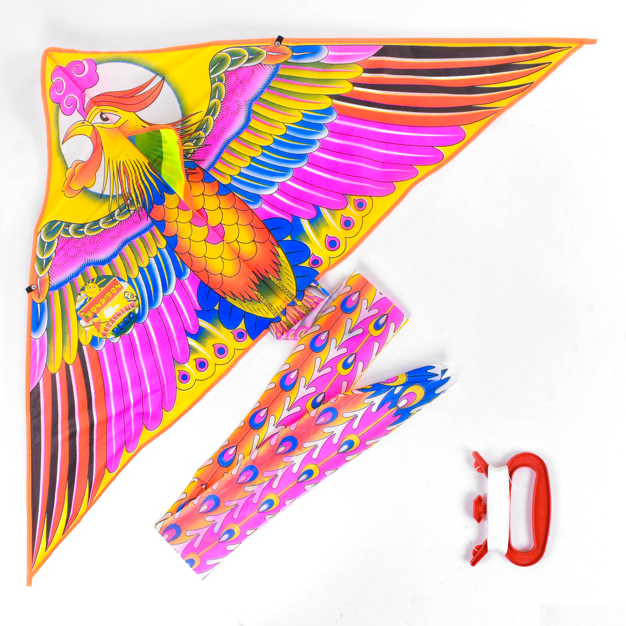 Воздушный змей (птица) 205х140см