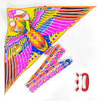 Воздушный змей (птица) 205х140см scn