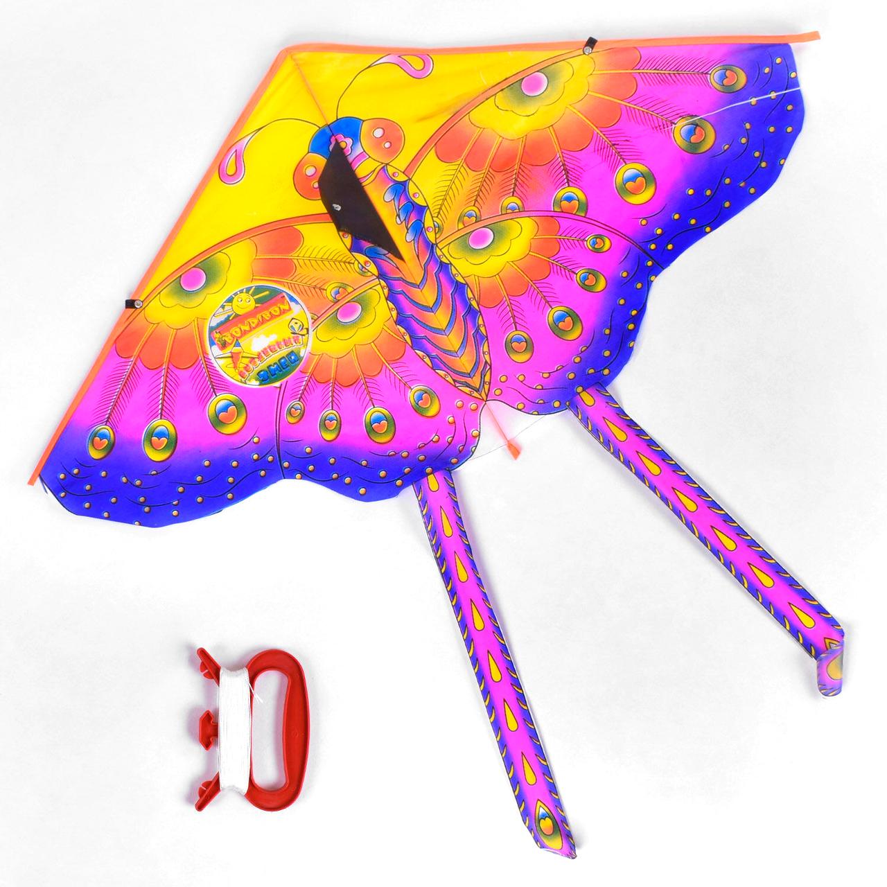 Воздушный змей (бабочка) 100х105см