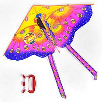 Воздушный змей (бабочка) 100х105см scn