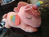Игрушка Детский Плед ЕДИНОРОГ Розовый