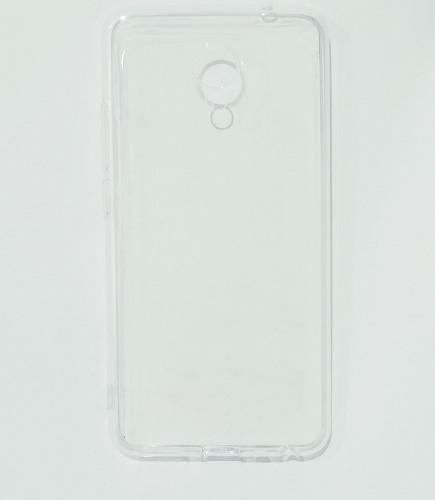 Бампер защитный Meizu M5 Note Smit Прозрачный