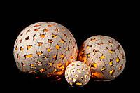 Світлодіодний світильник садовий декоративний Керамус СФЕРА лед