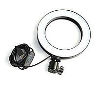 Лампа кольцевая светодиодная Ring Light 6901
