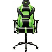 Геймерское кресло GT Racer X-0719 Black/Acid, фото 1