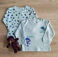 Кофта регланом для новорожденных Инопланетянин Польша Одяг на немовлят, фото 1