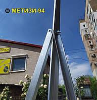 Столб опорный для забора длиной 2м для У-образных столбов Казачка®