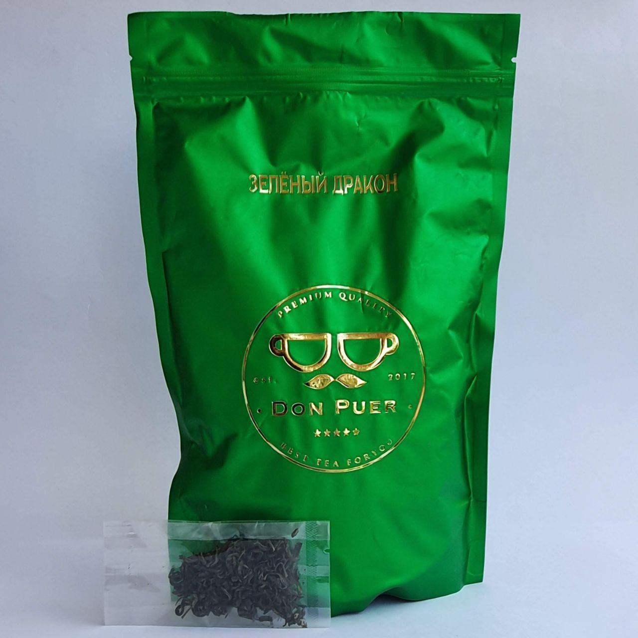 Чай зелёный дракон