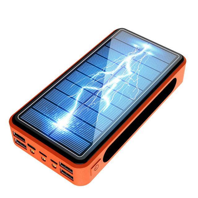 Зарядные устройства от солнечной энергии