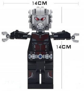 Фигурка Большого Человека муравья Мстители Супергерой Марвел Аналог лего 14 см