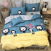 Детский комплект постельного белья 150*220 хлопок (14754) TM KRISPOL Украина