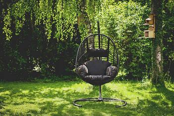 Садовые качели и подвесные кресла