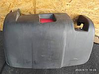 Накладка клык заднего бампера права Fiat Scudo Peugeot Boxer 2005р 130413601, фото 1
