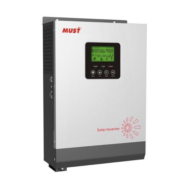 Автономный инвертор MUST PV18-5048 PK (5 кВт 48В 1 фазный PWM)