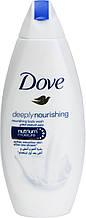 Dove крем-гель для душа Глубокое питание и увлажнение 250 мл