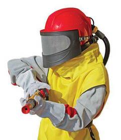 Средства индивидуальной защиты для пескоструйщика