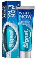Signal зубная паста отбеливающая White Now Extra Fresh 75мл