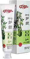 Zhong Hua зубная паста с бамбуком для ухода за деснами и свежего дыхания 130г