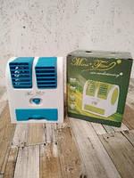 Настольный мини кондиционер Mini Fan от USB Портативный вентилятор, фото 3