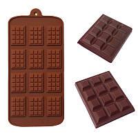 Силиконовая форма для шоколада Мини плитки
