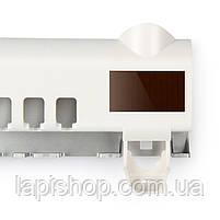 Держатель стерилизатор с дозатором для зубных щёток автоматический Toothbrush, фото 5