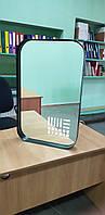 Зеркало Orange. Для дома и офиса. В стиле лофт. С Вашим логотипом и подсветкой