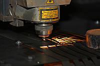 Лазерная резка черного металла., фото 1