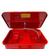 Ванна для мойки деталей 75л TORIN TRG4001-20, фото 3