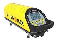 Трубный лазер GeoMax Zeta125 Li-Ion standard target (laser class 2)
