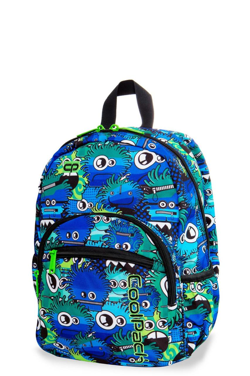Рюкзак серии MINI коллекции WIGGLY EYES BLUE, CoolPack